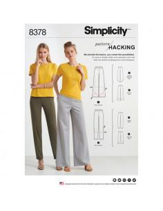 Simplicity 8378.A