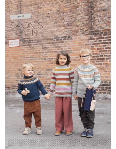 Mönsterhäfte 1910 Smart Barn Svensk Text