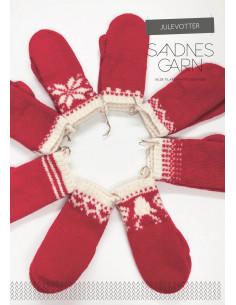 Stickbeskrivning Julvotten fritidsgarn
