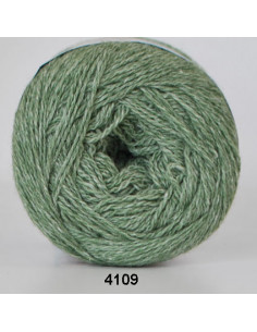 Organic 350 Wool Cotton 4109 Grön