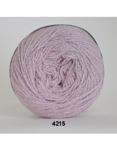 Organic 350 Wool Cotton Ljusrosa 4215