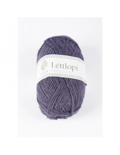 Lettlopi 50g 9432 Grape Heather