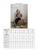 Mönsterhäfte 2003 Mykt til Barn Svensk Text