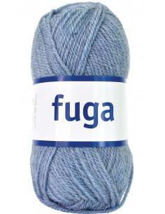 Fuga 50g 185 Ljusblå