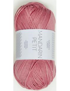 Mandarin Petit 4323 Rosa