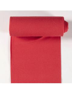 Tyg Mudväv 35cm röd