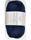Mandarin Naturell 5575 Marinblå