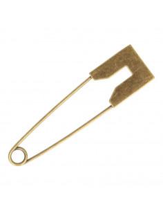 Kiltnål brons 7,5cm