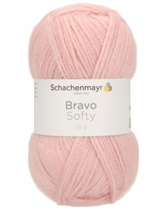 Bravo Softy 8379 Ljusrosa
