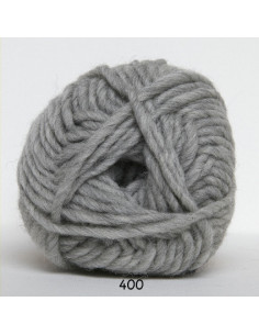 Naturuld 100g 1400 Ljusgrå