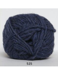 Naturuld 100g 525 Jeansblå