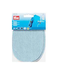 Laglapp Jeans Ljusblå 2-pack