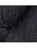 Svensk ull 100g 003 Swedish Black