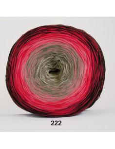 Rainbow Cotton 222 Brun/Beige/Rosa