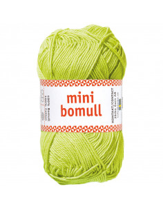 Minibomull 71017 Lime