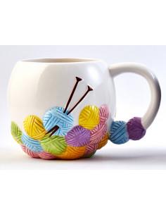 "Mugg ""Knitting"""