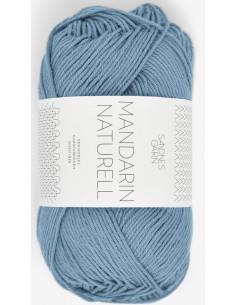 Mandarin Naturell 9463 Jeansblå