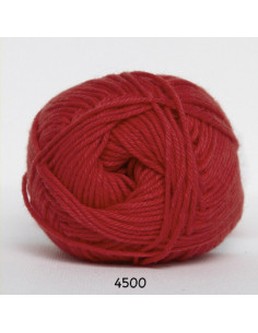 Cotton 8 4500 Röd