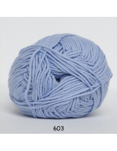 Cotton 8 603 Ljusblå