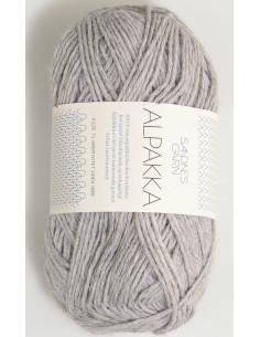Alpakka 1032 Ljusgrå