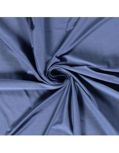 Tyg Bamboo jersey Blå