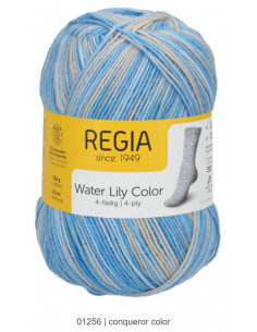 Regia Water Lilly Color 1256