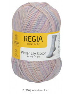 Regia Water Lilly Color 1260