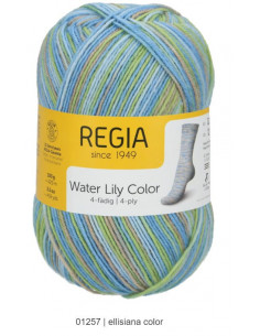 Regia Water Lilly Color 1257