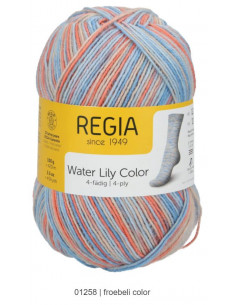 Regia Water Lilly Color 1258