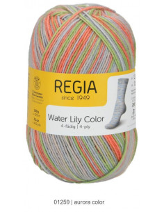 Regia Water Lilly Color 1259