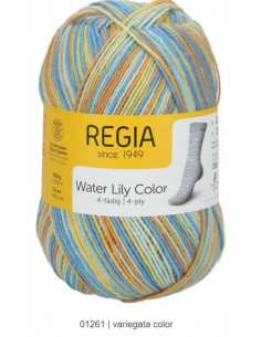 Regia Water Lilly Color 1261