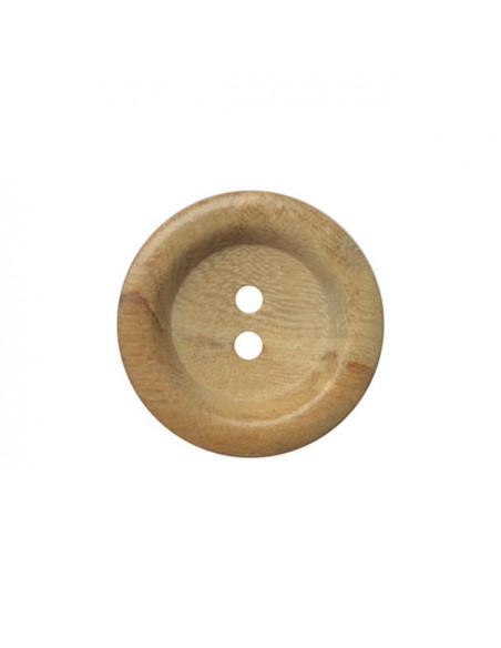 Knapp trä 14mm